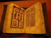 Missal used by St. Fancis of Assisi