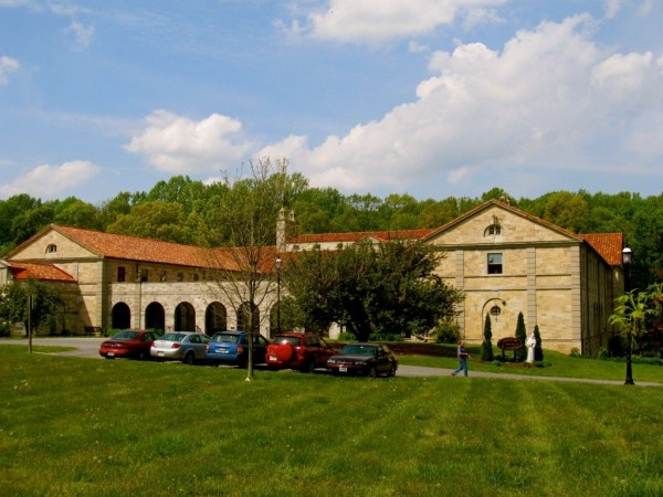 The Shrine of St. Anthony